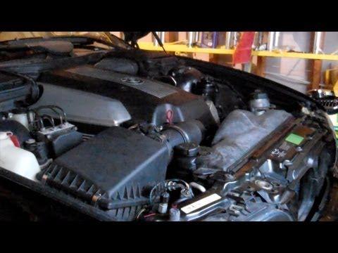 Bmw E39 540i M62 Camshaft Position Sensor Diy Bmw E39 Bmw Bmw Parts
