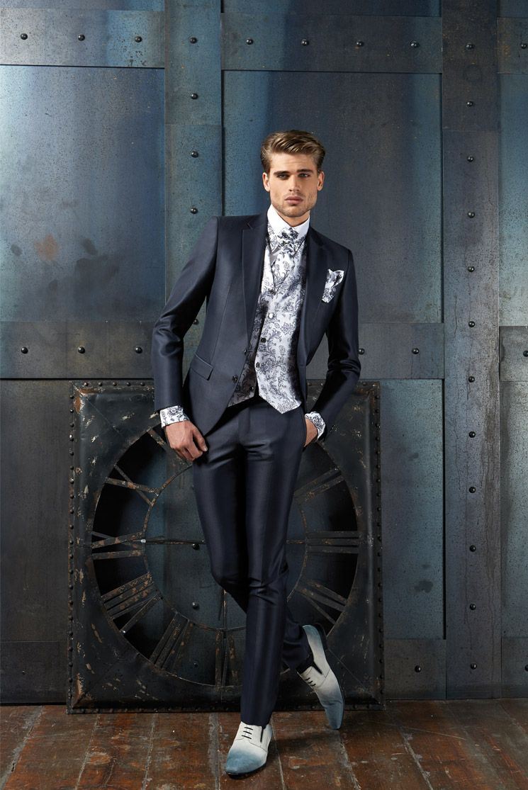 Cleofe Finati - Man - Collection 2015 - Suits - Mod. 15.1180 b01 - fabric  1309 94 47869552e8