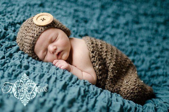 Crochet pattern Cute As A Button