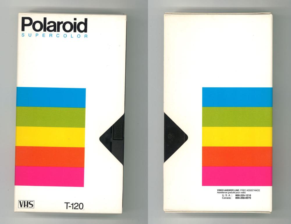 Blank Vhs Cassette Packaging Design Trends A Lost Art Flashbak In 2020 Packaging Design Trends Vhs Vintage Graphic Design