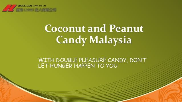 Best Coconut and Peanut Candy Exporters/Importers in