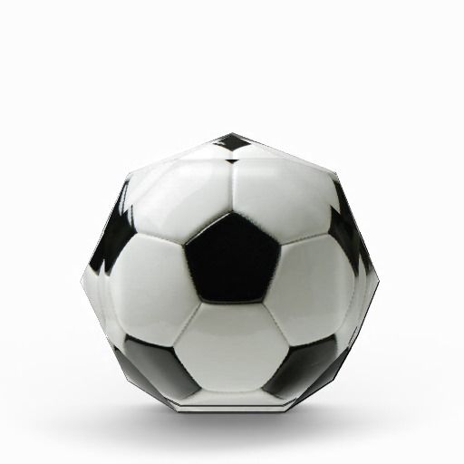 Soccer Ball Octagonal Award