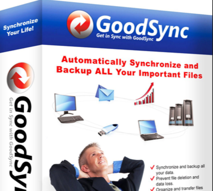 GoodSync Enterprise 10.6.7.8 + Patch