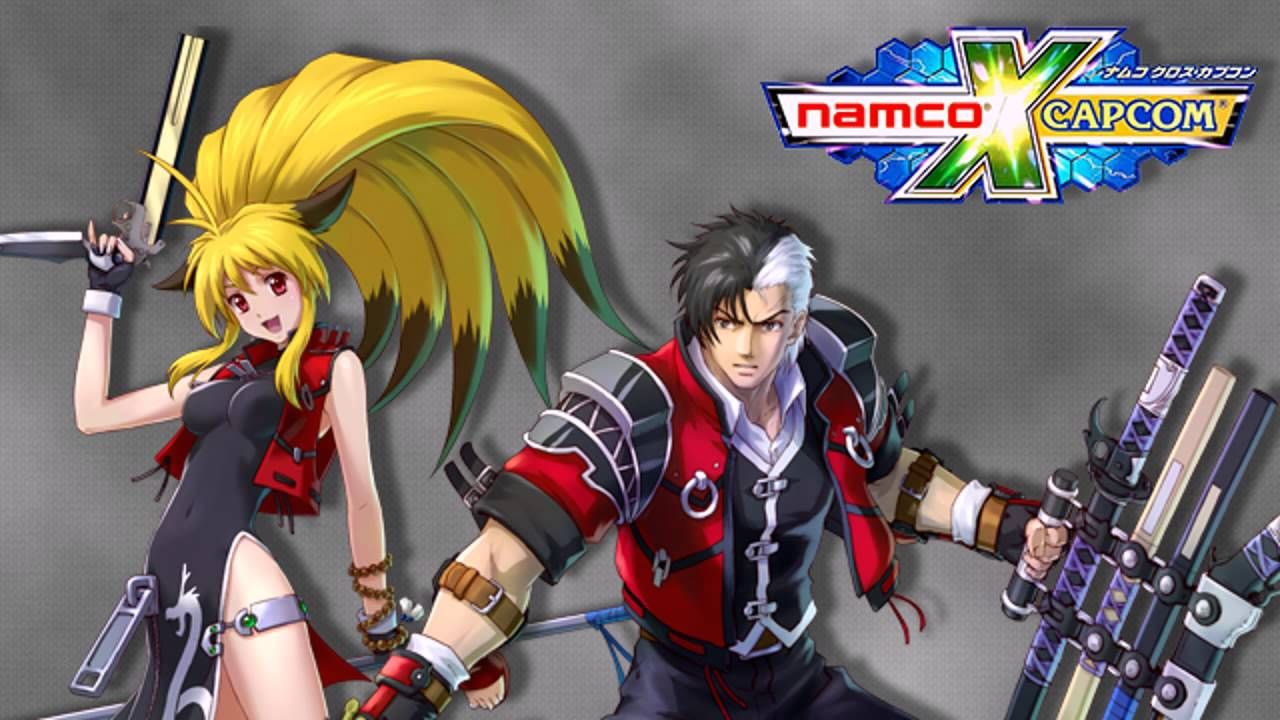 Music Namco X Capcom Someday Under The Moon Extended