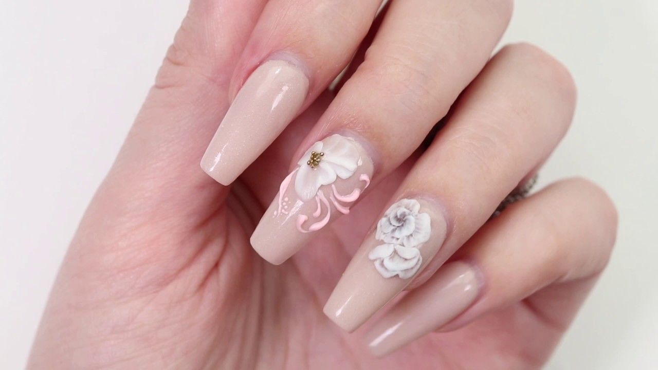 How To Remove Sns Dipping Powder In 5 Min Baggy Method Youtube Pedicure Nail Art Sns Nails Trendy Nails