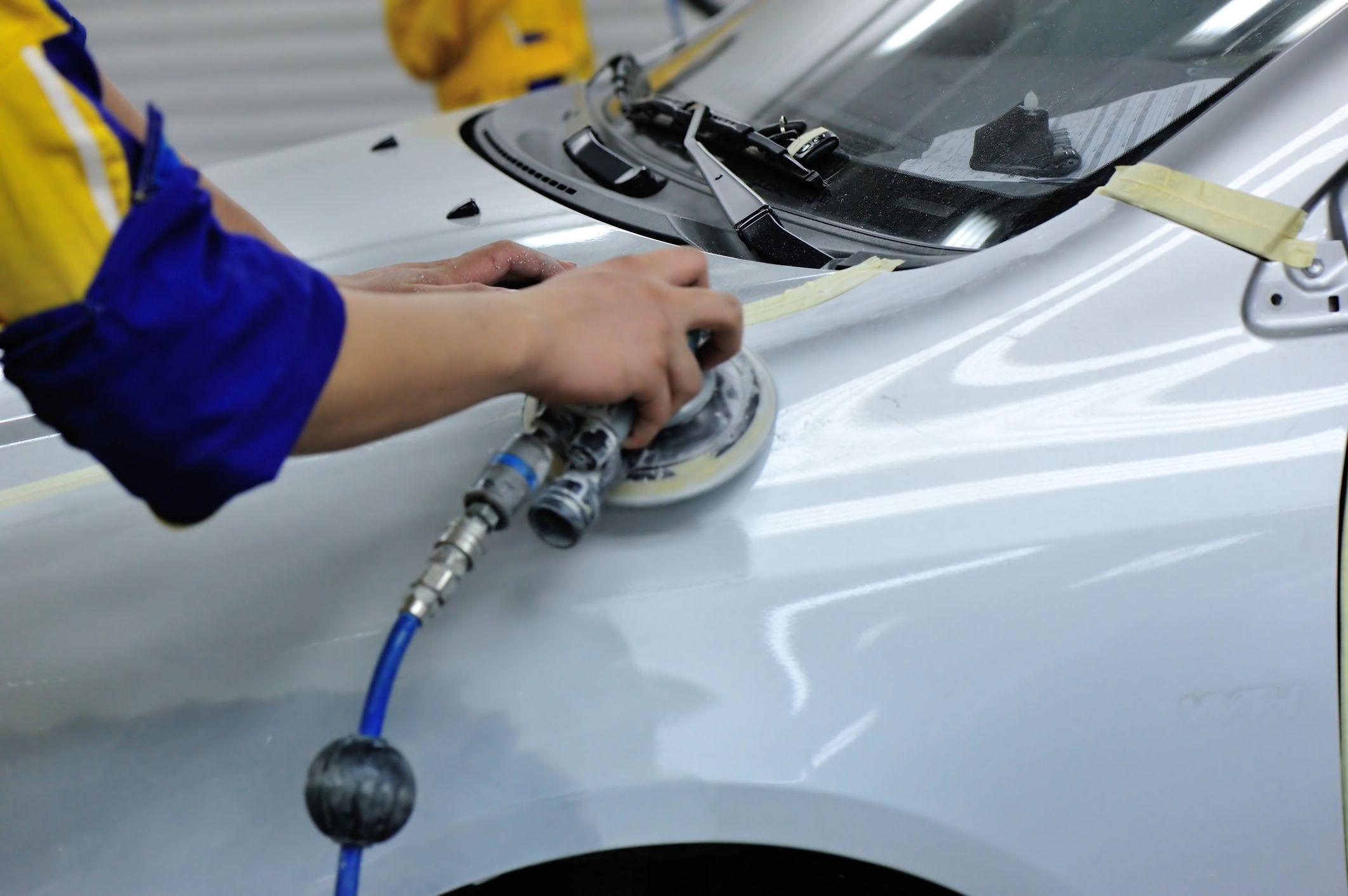 Audi Body Repair Shop Burlingame Auto body repair, Auto