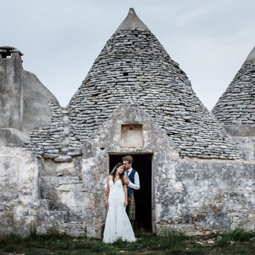 Our Dutch/Scottish wedding in Puglia, Italy #vogue #wedding #scottish #puglia  #dutch