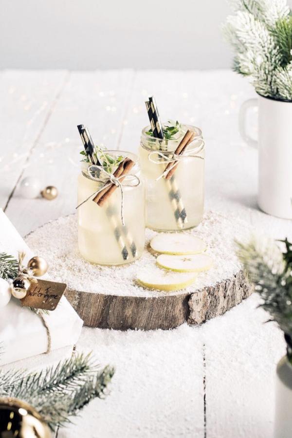 Lillet Winter Thyme: das Rezept zum It-Drink des Winters