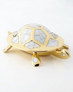 Turtle boxes for your knick nacks and more desk decorations you need for the perfect at home workspace. See more at http://modernconsumers.com/desk-decoration-ideas/