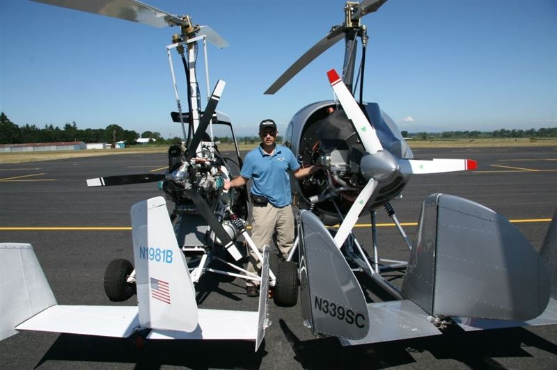 Rotax 912 vs Lycoming IO-360   SPORTCOPTER   Flying vehicles