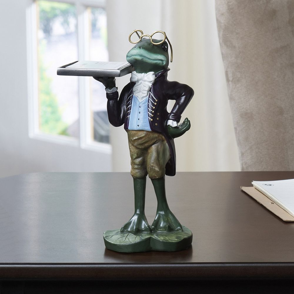 BombayTM Frog Business Card Holder | Business card holders, Business ...