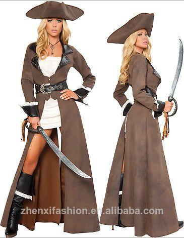 disfraz de halloween piratas del caribe para femal y traje de la mujer-Ropa sexy-Identificación del producto:300002847658-spanish.alibaba.com