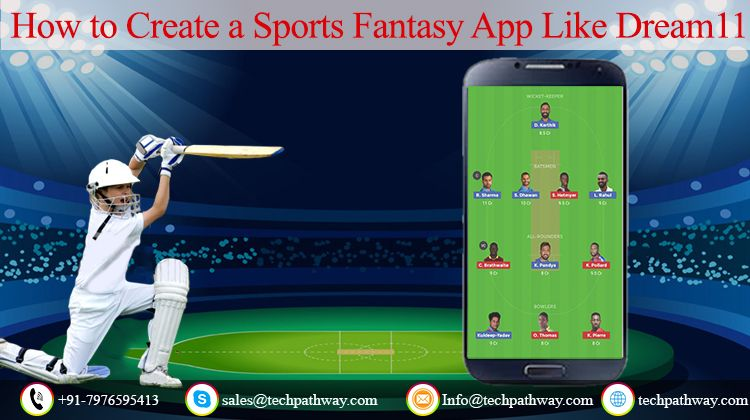 Dream 11 is one of the fastest growing fantasy cricket
