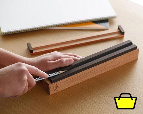 Shu Shu S Shin Sharpener Hones Your Pencil Like A Sword Pencil Sharpener Global Knife Set Sharpener