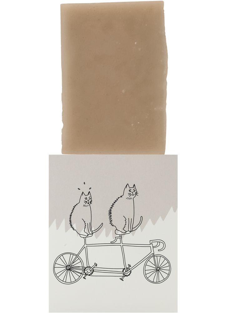 Meow meow tweet lavender coconut milk shampoo bar