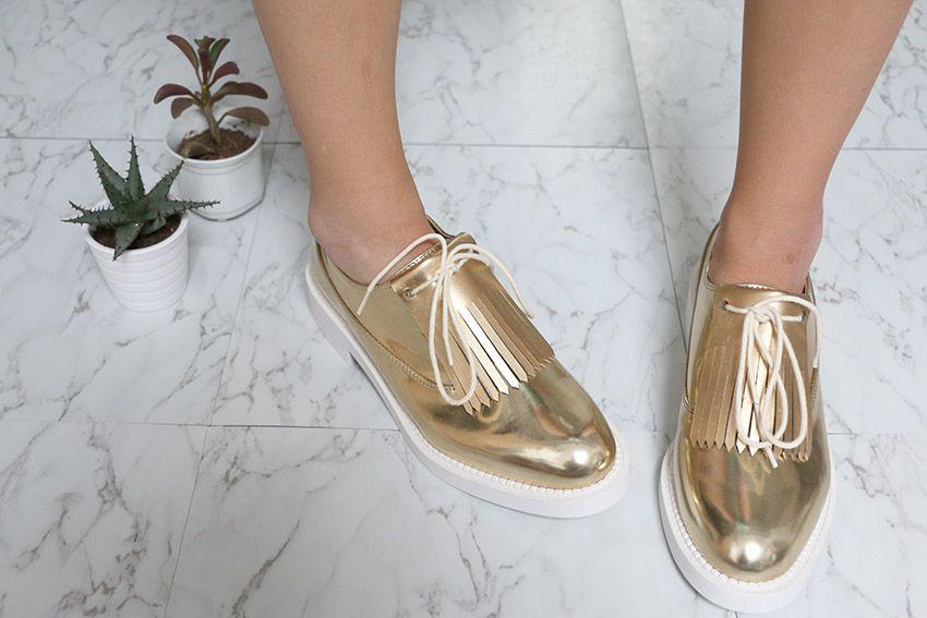 franges pour chaussures