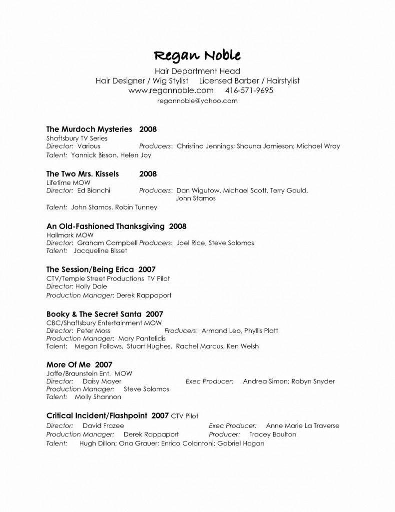 Resume Templates Tamu 2021 Head Hair Resume Template Vision Statement Examples