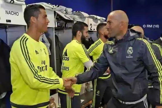 Zidane & Real Madrid: Perpisahan Terindah