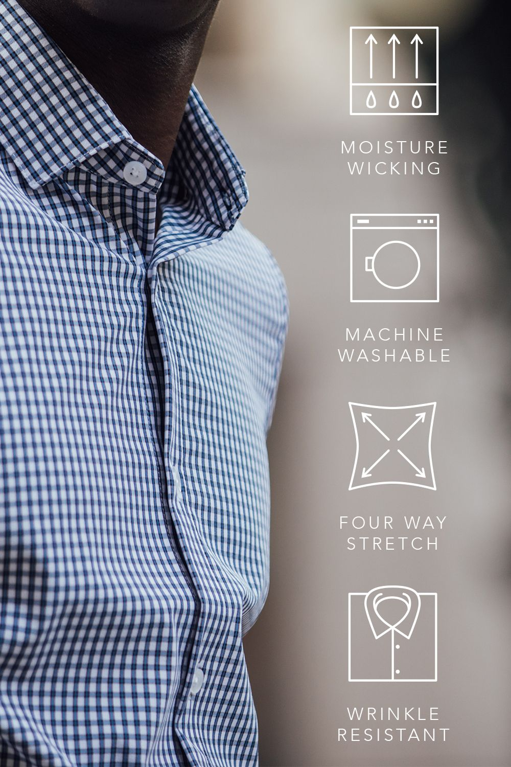 A Must Have In Any Mans Wardrobe Our Performance Dress Shirts Are
