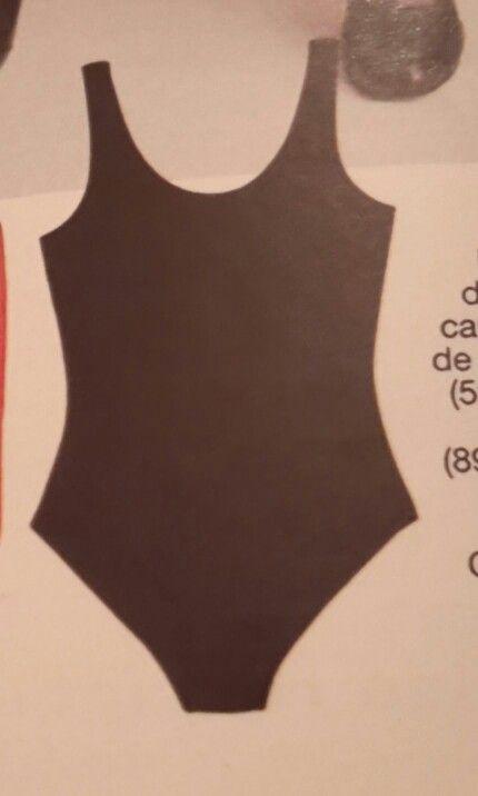 Body negro €75,00