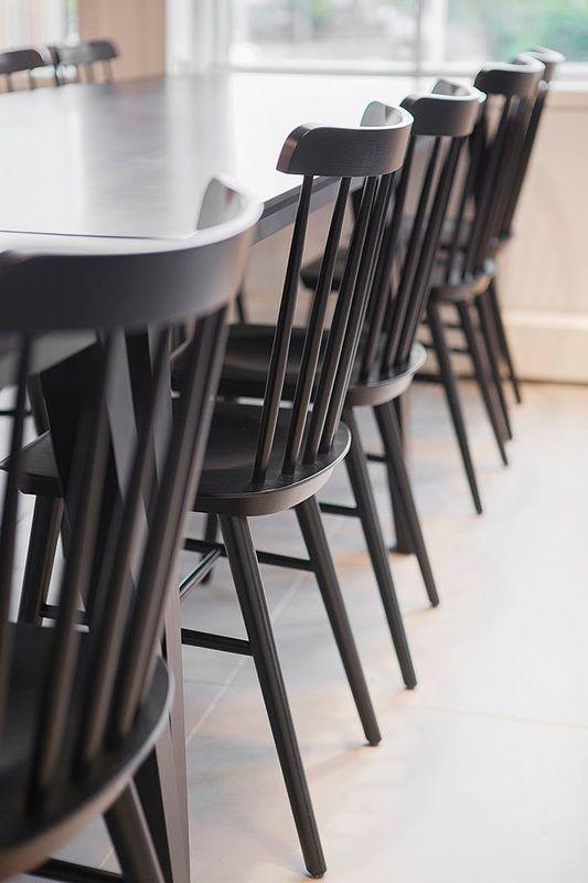 Ironica Chair Restaurant Interior Chair Ton Chair