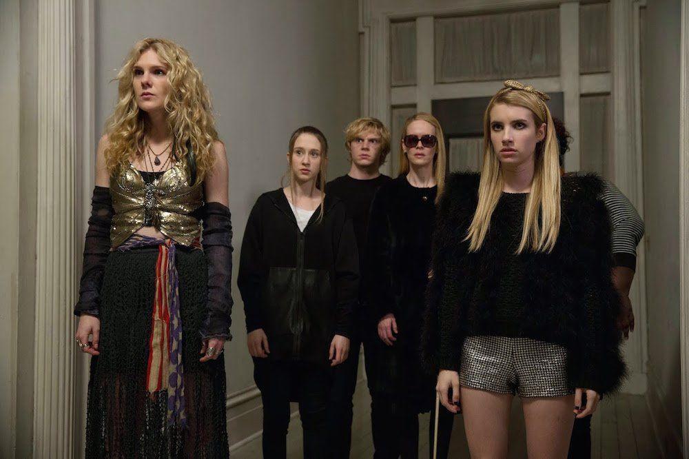 Lou Eyrich Costume Designer Of American Horror Story Gives Us The S American Horror Story Coven American Horror Story Costumes American Horror Story Seasons