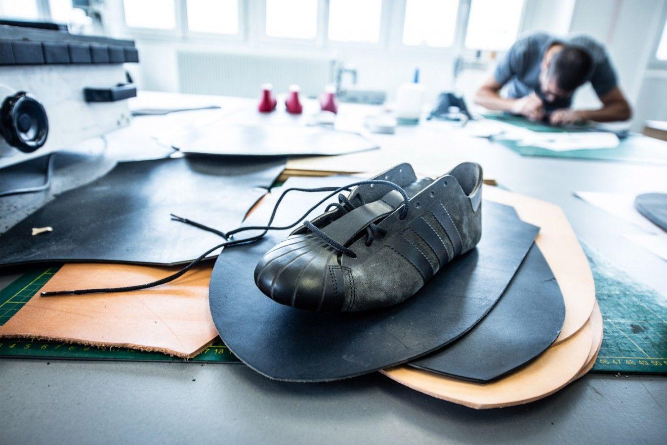 Adidas scopre l'leatherworking processo pinterest adidas
