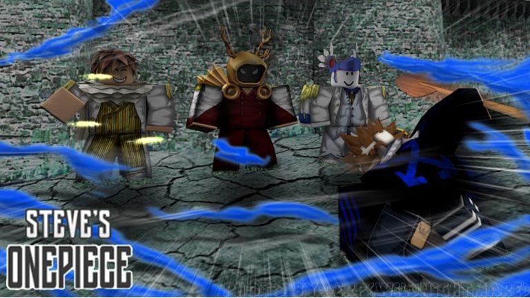 Alpha Steve S One Piece Roblox ป กพ นในบอร ด Hh