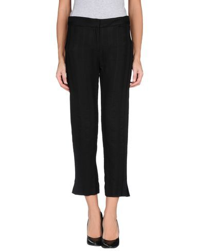 ANN DEMEULEMEESTER Casual Pants. #anndemeulemeester #cloth #casual pants