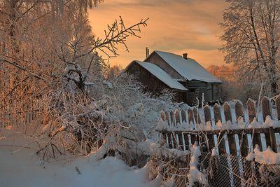 Frosty morning :)