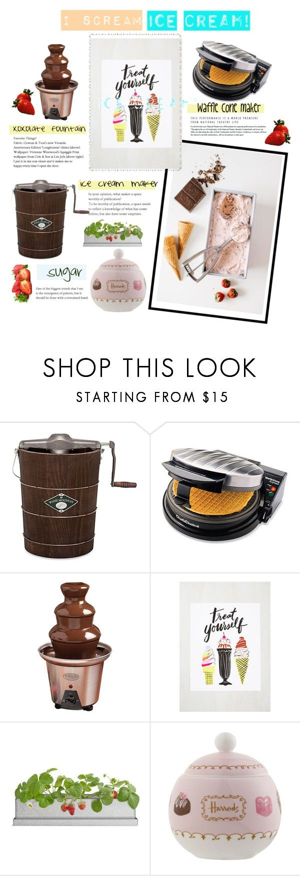 """""""#107"""" by opipolla ❤ liked on Polyvore featuring interior, interiors, interior design, home, home decor, interior decorating, Frontgate, Post-It, Nostalgia and Potting Shed Creations"""