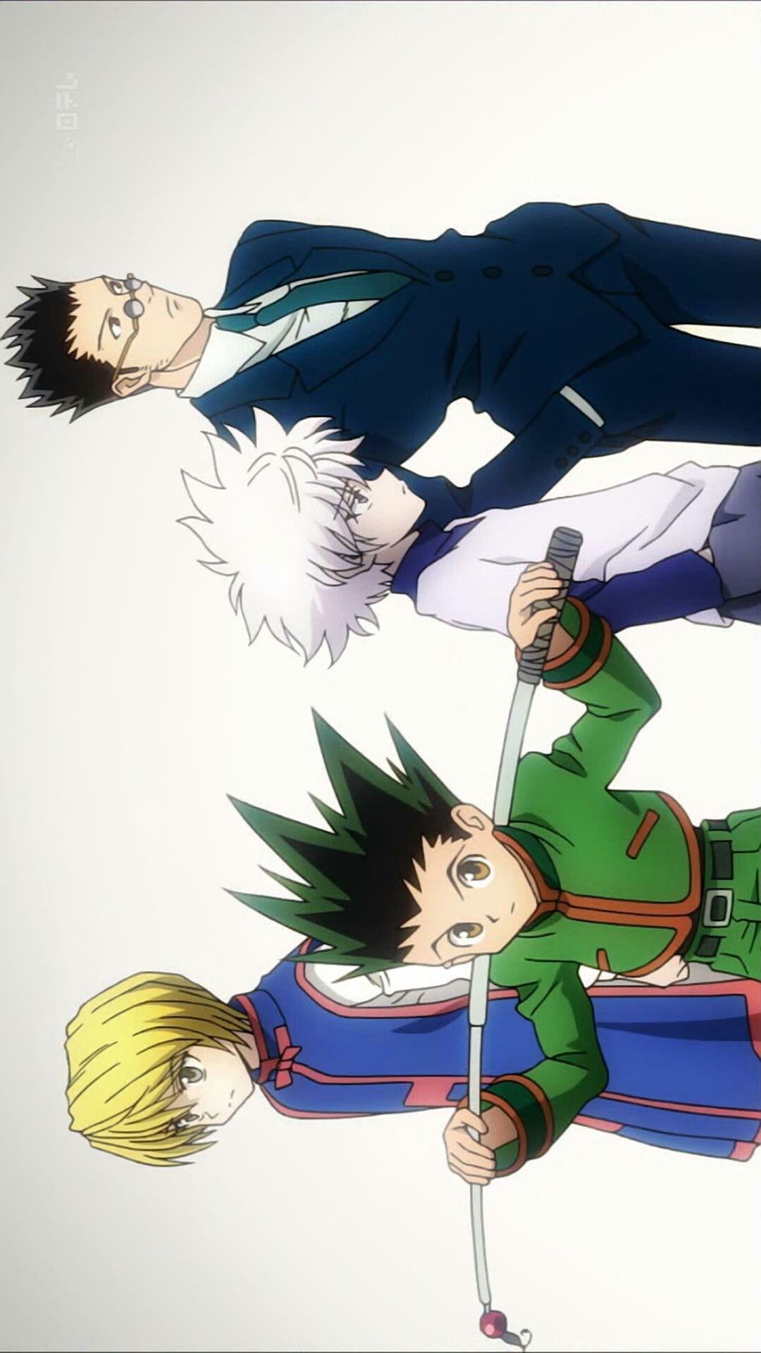Gon / Killua / Kurapika / Leorio / HxH / Hunter x Hunter