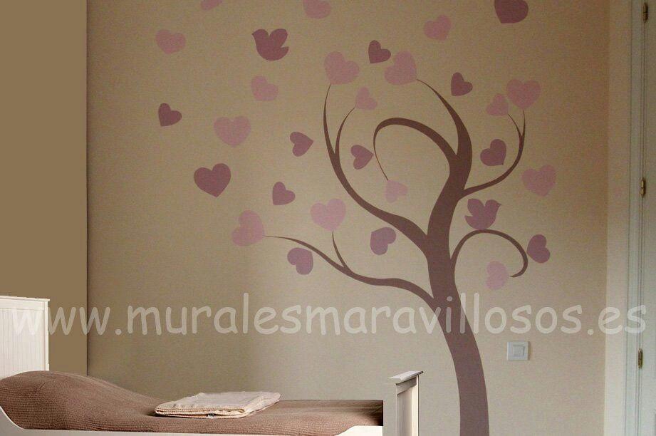 Murales Infantiles De árboles Personalizados Sobre Parades Mural Infantil Arboles Pintados En Paredes Murales Pintados