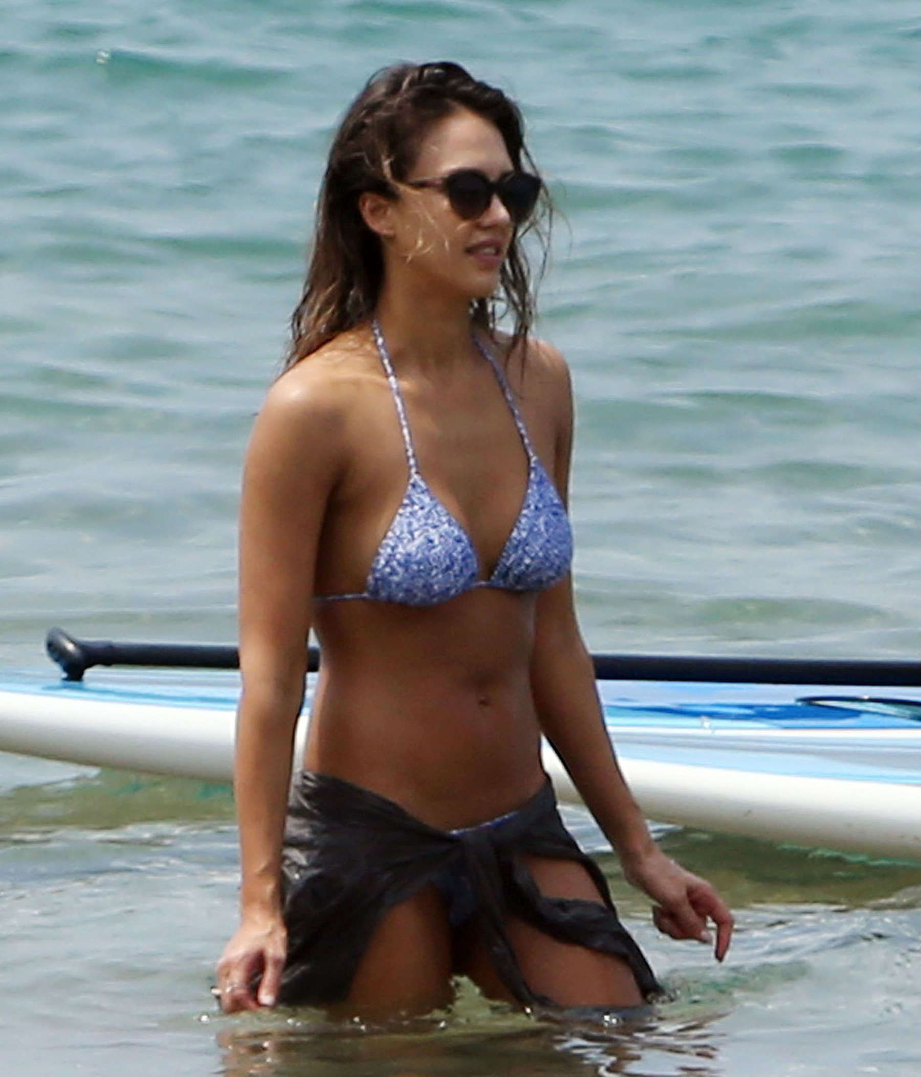 Jessica Alba, Female Bodies, Celebrities, Bikinis, Celebs, Bikini, Bikini  Swimsuit