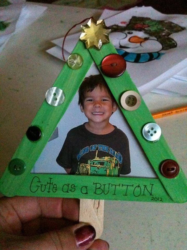 17 Clever Popsicle Craft Ideas For Your Kids This Christmas | xmas ...