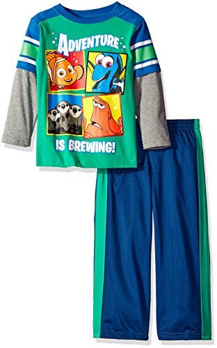 Finding Nemo Dory boys girls Pyjamas kids tshirt top shorts pajamas sleepwear