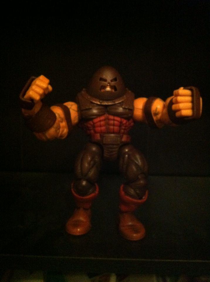 Cade's Juggernaut rare action Figure!!