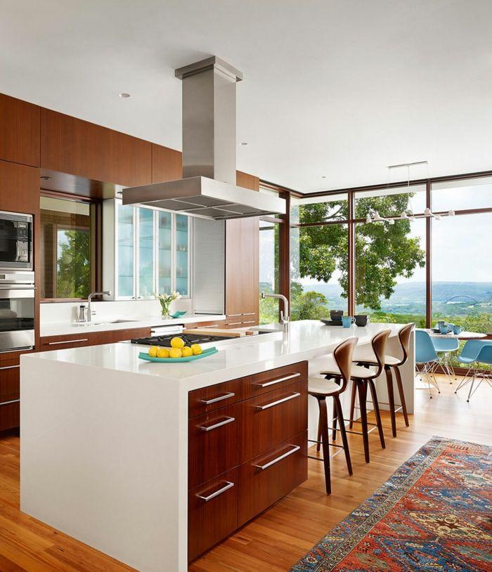 kücheneinrichtung kleine küche einrichten küchnideen Küchen - einrichtung kleine küche