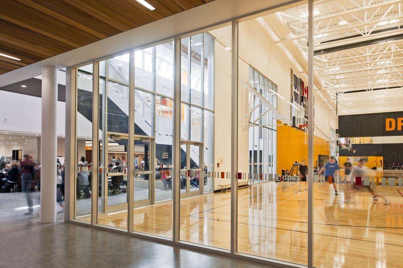 Galer A De Escuela Duchess Park Hcma 17 Arquitectos