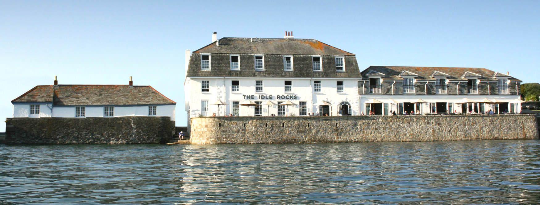 Idle Rocks Hotel St Mawes