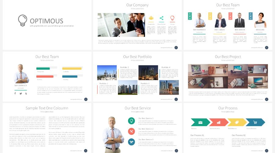 Free cool powerpoint template 2017 slide ideas pinterest free cool powerpoint template 2017 toneelgroepblik Choice Image