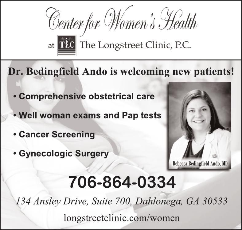 Dr bedingfield ando is new patients
