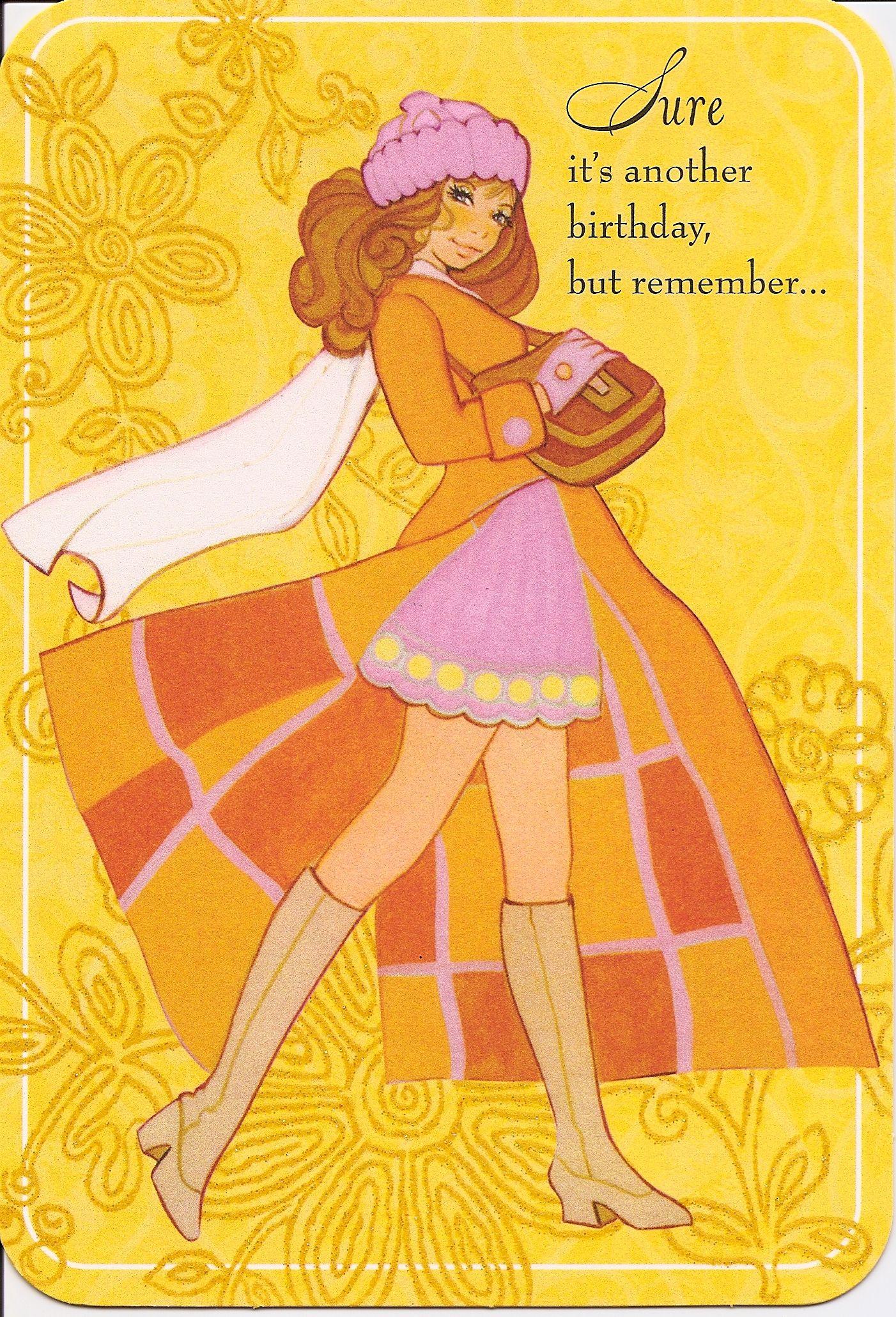 Barbie Birthday card design and art Pinterest