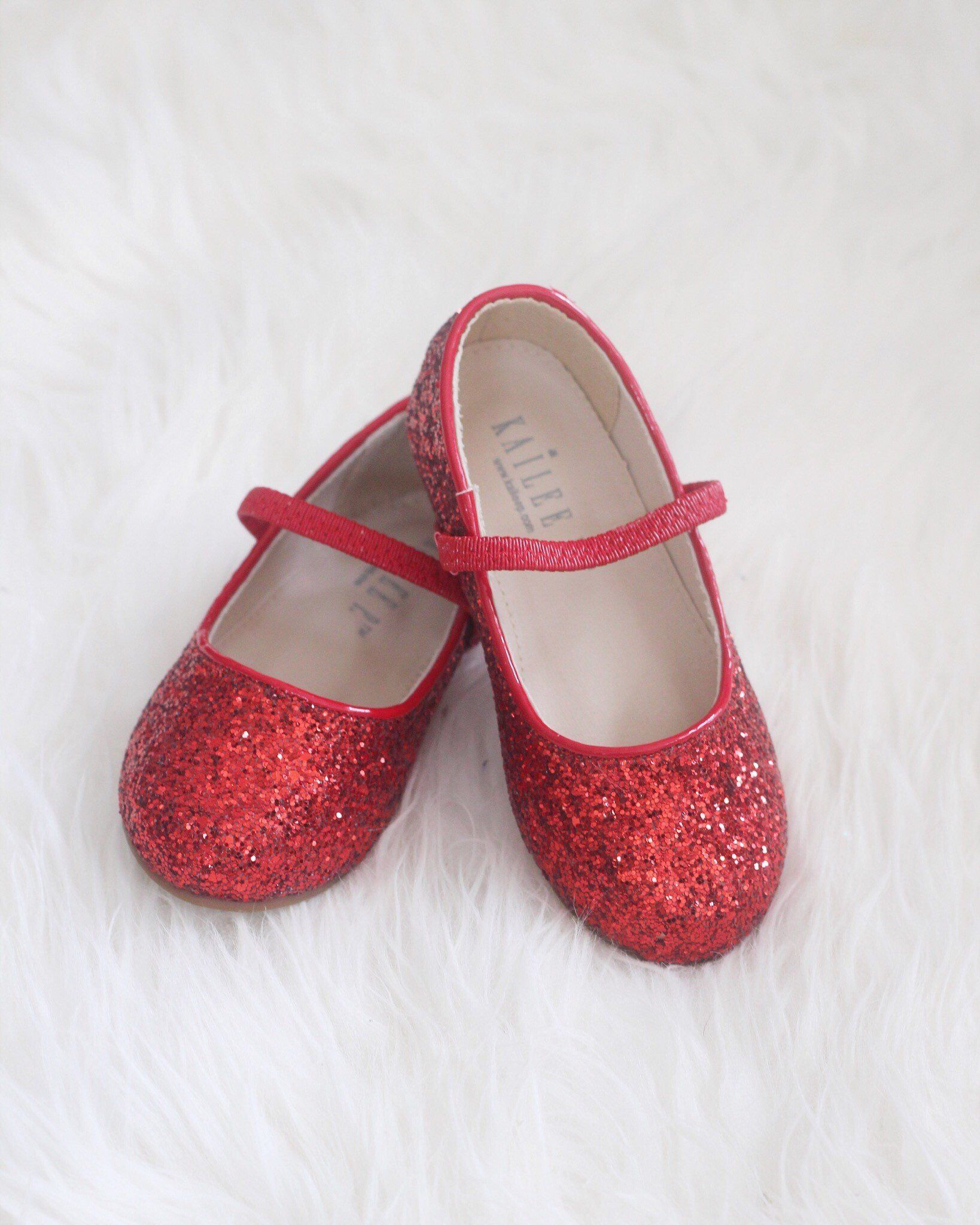 2 Color Cute Dress Buckle Strap Formal Kids Youth Casual Girls Flats Shoes