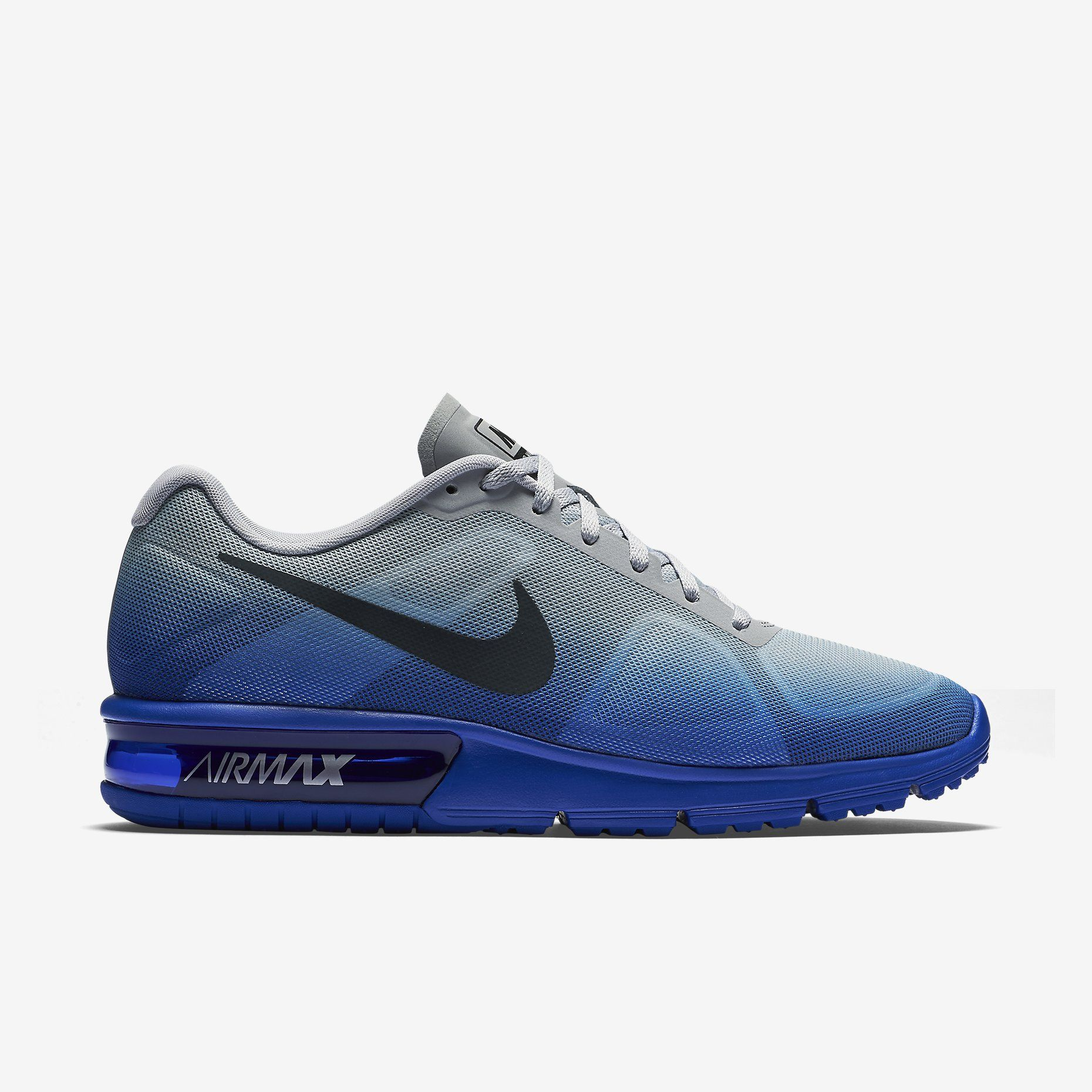 Nike Air Max Sequent: Blue/Grey