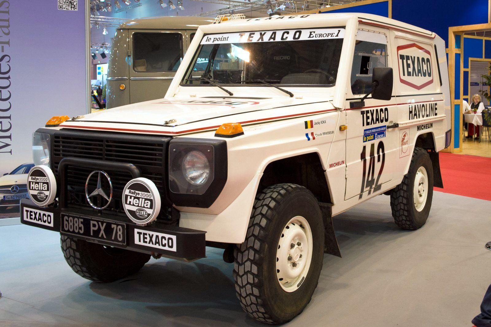Mercedes benz 280 ge swb w460 1979 01 1990 pictures to pin - Mercedes Benz 280ge Paris Dakar Rally Car