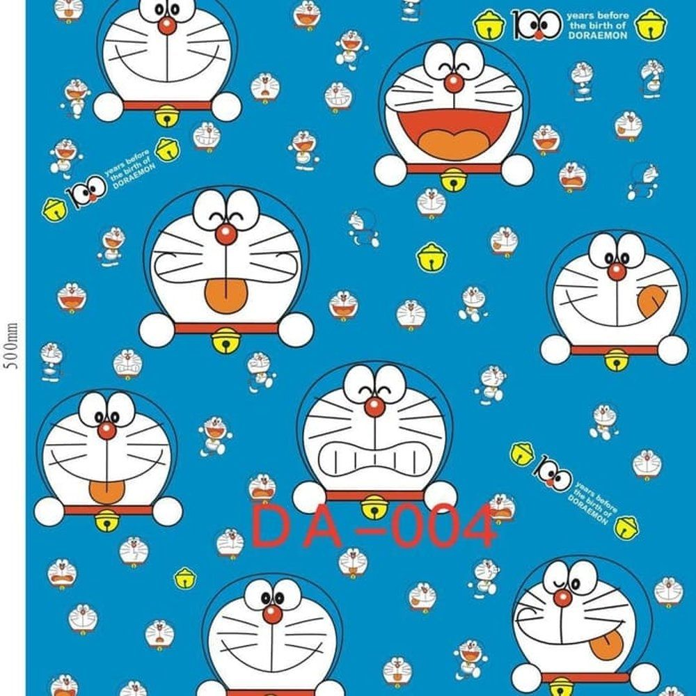 Doraemon Wallpaper Dinding 10m X 45cm Doraemon Download