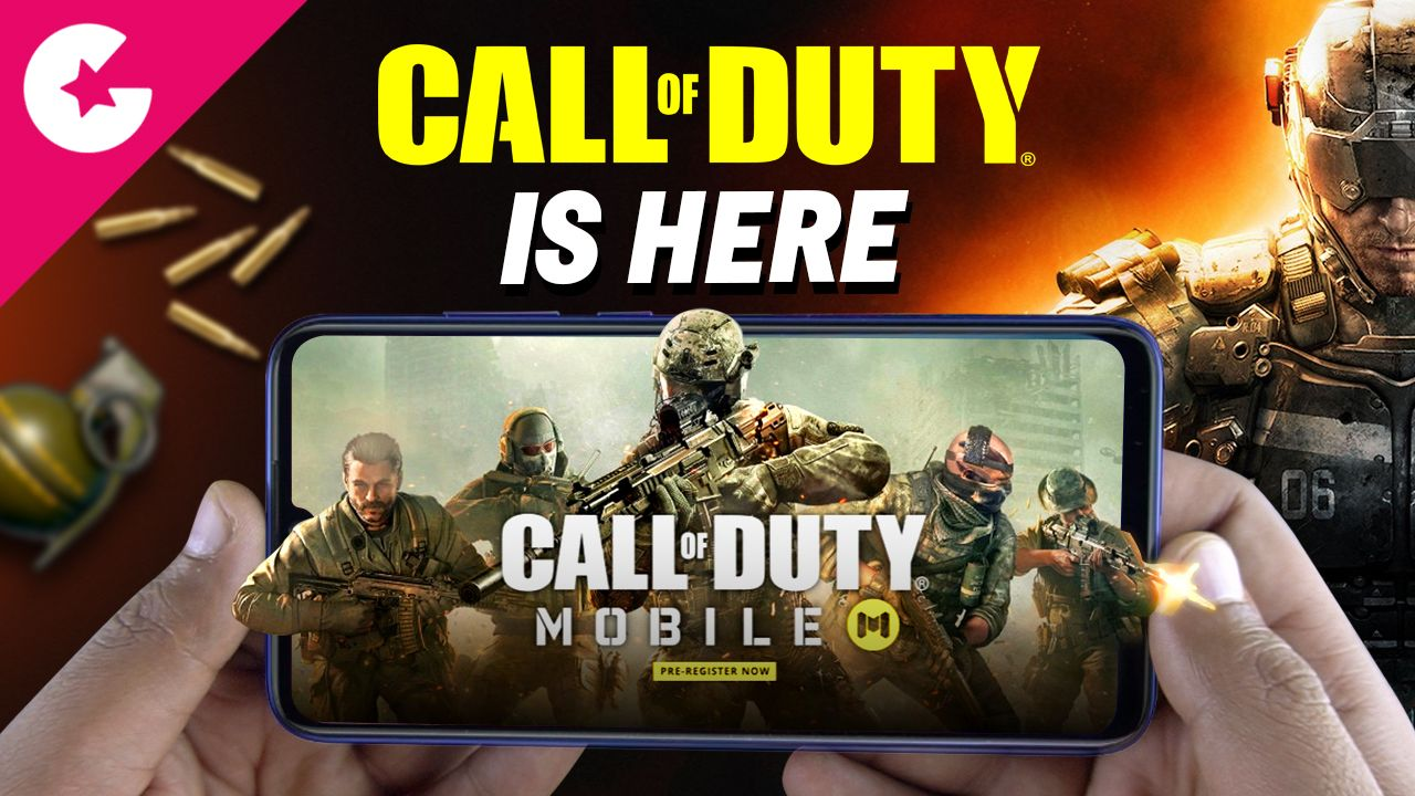 Call Of Duty Mobile Is Finally Here Gameplay How To Download 8211 Video Game Cheats Ios Games Call Of Duty Call of duty mobile 2019 game