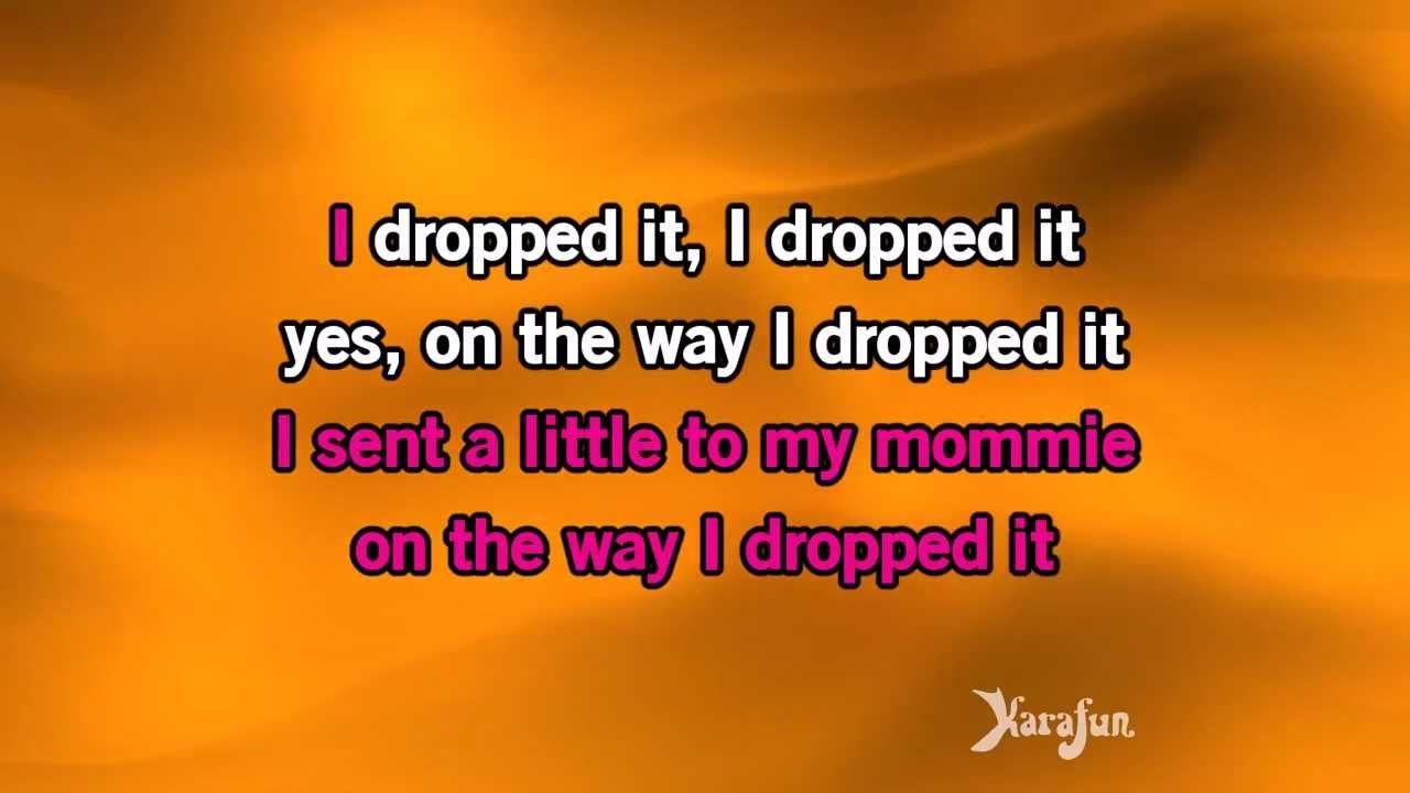 Karaoke A-Tisket, A-Tasket - Ella Fitzgerald *