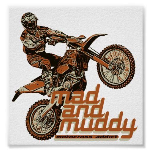 Dirt Bike Art Dirt Bike Paintings Framed Artwork By Dirt Bike Artists Dirt Bike Room Bike Room Motocross